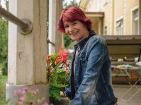 Jana Anna Uhrová, photo: Jan Brychta / Czech Radio