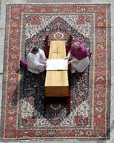 The funeral of Pope John Paul II, photo: CTK