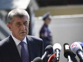 Andrej Babiš, photo: Michal Krumphanzl / ČTK