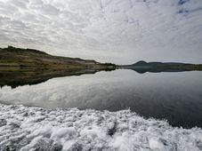 Jezero Most, foto: ČTK / Ondřej Hájek