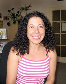 Lyna Fortiz Murrillo (Foto: Autora)