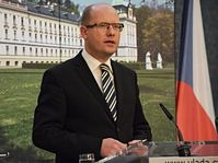 Bohuslav Sobotka, photo: Archives du gouvernement tchèque