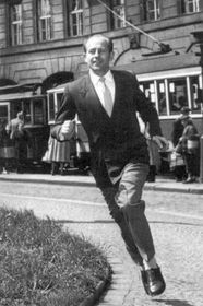 Emil Zátopek, photo: ČT