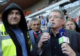 Miroslav Platil (vpravo), foto: ČTK