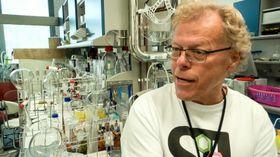 биолог и химик Иржи Неужил, фото: ЧТ24
