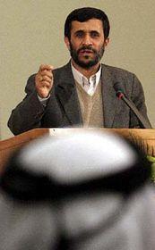 Presidente iraní, Mahmoud Ahamdinejad (Foto: CTK)