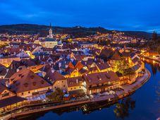 Český Krumlov, foto: Vined, Pixabay / CC0