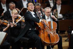 Йо-Йо Ма с Чешской филармонией (Фото: ЧТК)