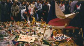 Ноябрь 1989, Фото: CC BY 2.5, Открытый источникCC BY 2.5