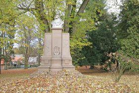 Monumento a Federico Smetana, foto: Petr1888, CC BY-SA 3.0 Unported
