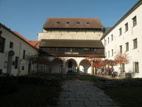 Prácheňské muzeum vPísku, foto: Martina Bílá
