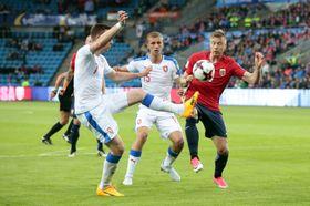 Norway - Czech Republic, photo: CTK
