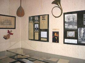 Музей Я. Я. Рыбы в городке Рожмитал под Тршемшином