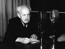 Zdeněk Nejedlý (Foto: Archiv des Tschechischen Rundfunks)