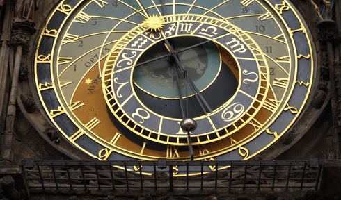 Orloj, photo: Kristýna Maková