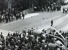August 1969 in Prague, photo: Police Museum ČR