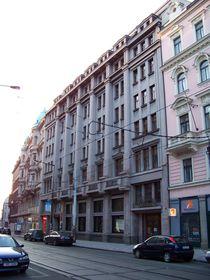 YMCA building in Prague, photo: Šjů, CC BY-SA 3.0
