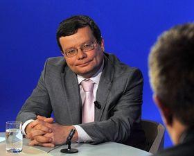 Alexander Vondra, foto: ČTK