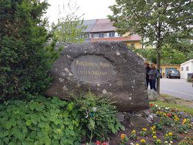 Husův kámen vKostnici, foto: Katarína Brezovská