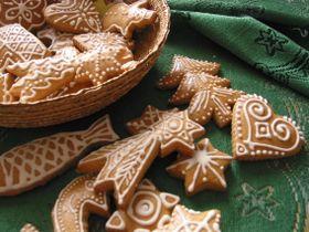 Gingerbread cookies, photo: archive of Radio Prague