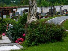 Городское кладбище в Прахатицах, Фото: Штепанка Будкова, Чешское радио - Радио Прага