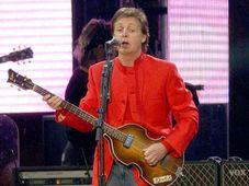 Paul McCartney, photo: CTK
