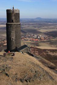 Hazmburk, foto: Barbora Kmentová