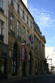 Le Centre tchèque à Paris
