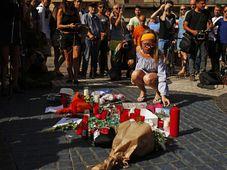 Las Ramblas, Barcelona, August 18, 2017, photo: CTK