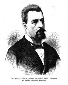 Ernest Denis, source: public domain