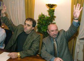 Sesión de la Unión de la Libertad, foto: CTK