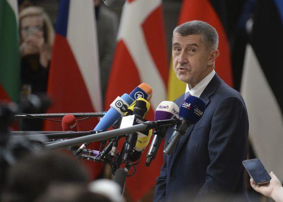 Andrej Babiš, photo: ČTK/Petr Kupec