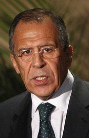 Sergei Lavrov, photo: CTK
