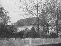 Foto histórica del pueblo Mladá