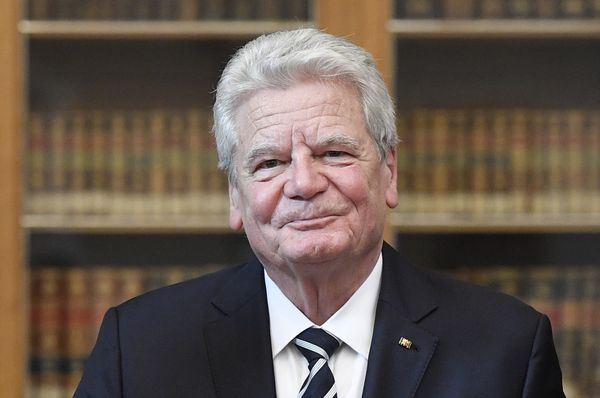Joachim Gauck (Foto: ČTK / Ondřej Deml)