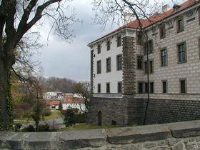 El palacio de Nelahozeves, foto: Archivo de Radio Praga