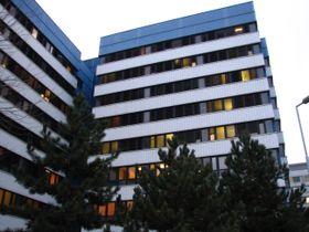 Motol Hospital, photo: Kristýna Maková