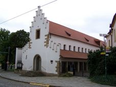 Budova Západočeské galerie v Plzni, foto: lujerista, Panoramio