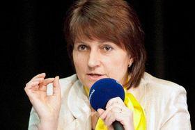 Michaela Šojdrová (Foto: Khalil Baalbaki, Archiv des Tschechischen Rundfunks)
