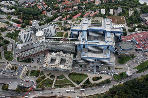 L'hôpital de Prague-Motol, photo: FN Motol