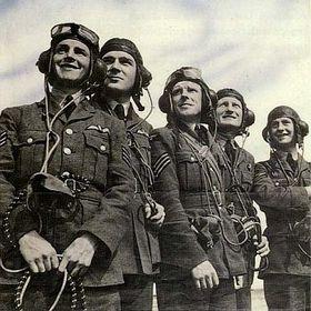 La Real Fuerza Aérea Británica