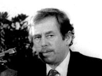 Václav Havel, photo: Archives de ČRo