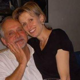 Alena Longour et son mari, photo: Archives d'Alena Longour