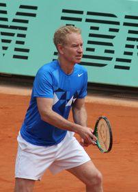 John McEnroe, photo: Pruneau, CC BY-SA 3.0