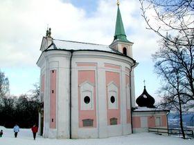 'Skalka' neboli kostelík Maří Magdalény