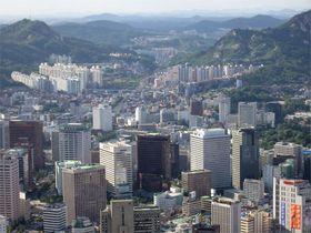 Seoul, South Korea, photo: Filzstift, CC BY-SA 3.0