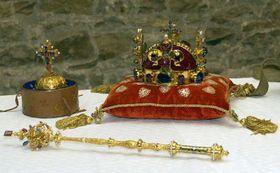 Las joyas de la Corona Checa, foto: CTK
