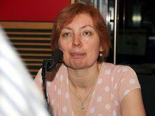 Petra Tesařová, foto: Šárka Ševčíková, ČRo