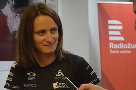 Martina Sáblíková, foto: Ondřej Tomšů