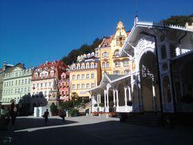 Karlovy Vary, foto: Eva Turečková